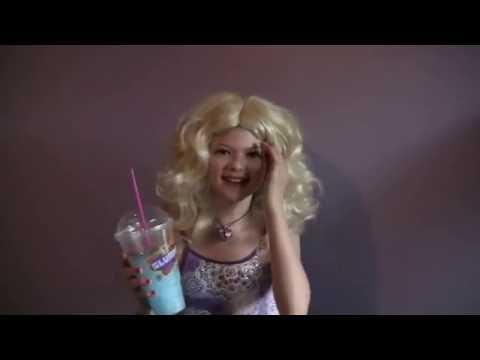 Cynthia Galant  Mini Krystal Goderitch imitation BLOOPERS