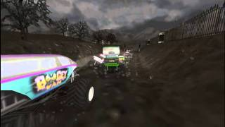Monster Truck Madness 2: The Graveyard