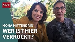 Mona Vetsch in der Psychiatrie   Mona mittendrin 2019   Doku   SRF DOK