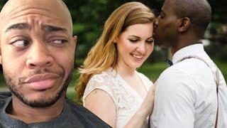 Black Men Dating White Women Only