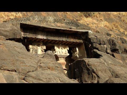 Bedse Caves in Kamshet, Pune