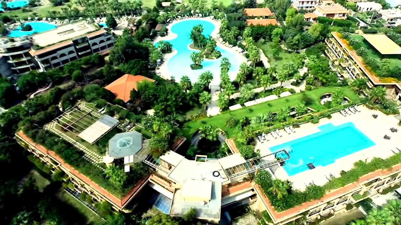 Acacia Resort-Parco dei Leoni-overview - YouTube