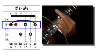 g 7 or ab7 guitar chord ace chord finder code 11a7