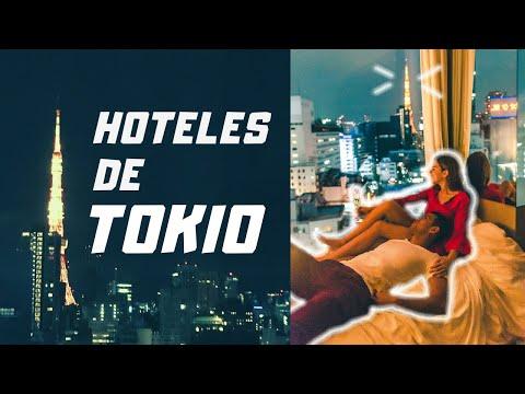 Así Son Los Hoteles En TOKIO JAPÓN - 3 Opciones de Hospedaje