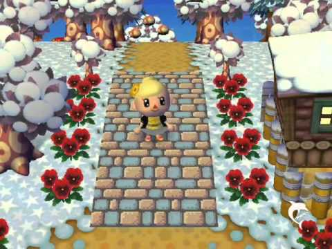 Animal Crossing Weg Designs Youtube