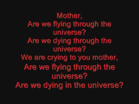 Scars On Broadway - Universe Lyrics