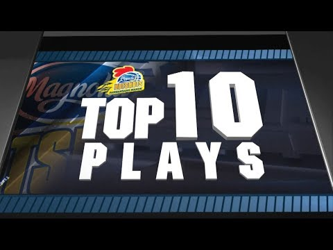 Magnolia's Top 10 plays of the semis | PBA Philippine Cup 2019 Semifinals