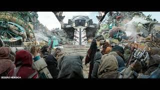 Thor Ragnarok (2017)   Valquíria Captura Thor DUBLADO PT-BR (HD)