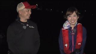 大阪は泉南方面でのアジングを豊西和典さんに教わります ゴロタ浜で抜け...