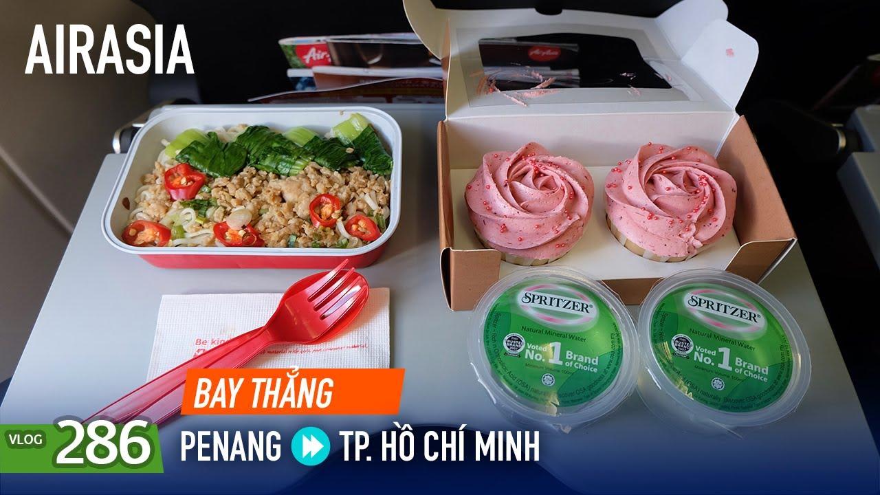 [M9] #286: Bay thẳng từ Penang về TP. Hồ Chí Minh với AirAsia, đồ ăn ngon, đẹp | Yêu Máy Bay | Tất tần tật những thông tin liên quan đến bản đồ du lịch penang mới cập nhật