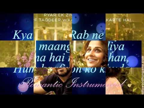 Hasi Ban Gaye ~ Lyrics    Female Version    Shreya Ghoshal    Hamari Adhuri Kahani