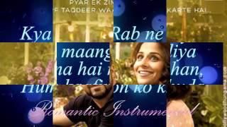 hasi ban gaye lyrics female version shreya ghoshal hamari adhuri kahani