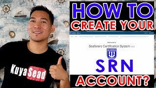 How to create your SRN Account? Vlog #021