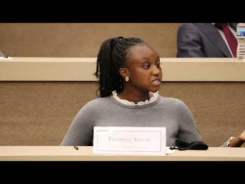 Education Freedom Roundtable: Tryphena on the Life-Changing Impact of School Choice