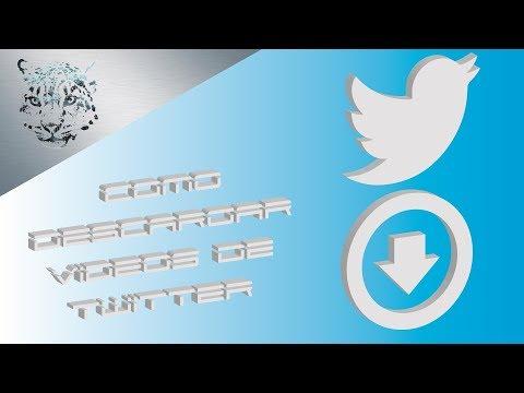 Como descargar videos de Twitter (Pc, Android y iOS)