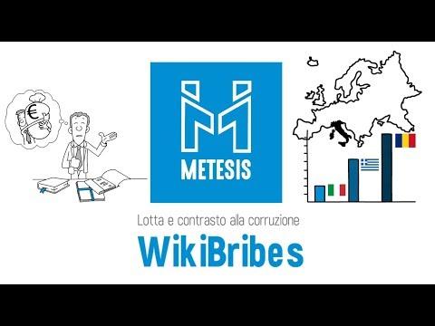 WikiBribes: la piattaforma