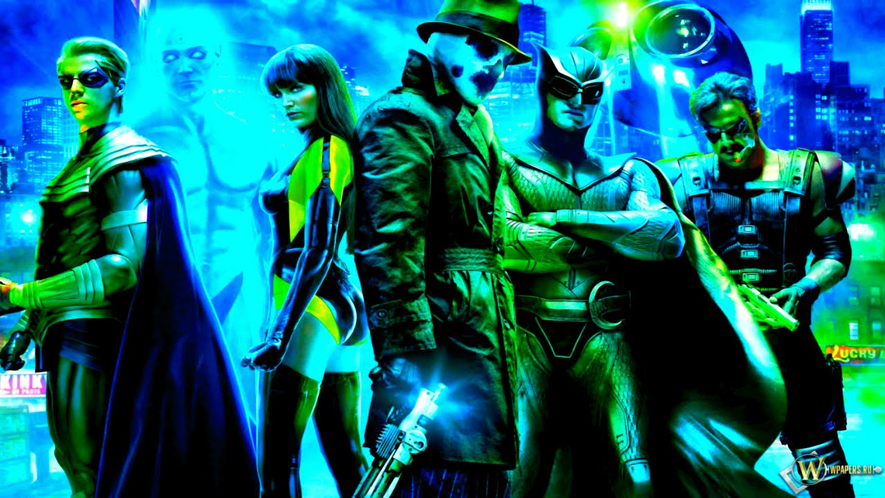 Watchmen Picture Book