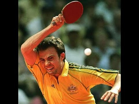 William Henzell  - Australian Table Tennis player
