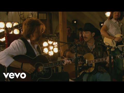 Ken Andrews - BIG K SHOW: Brooks & Dunn performance of Believe via iTunes originals