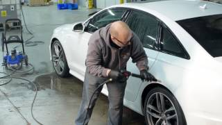 Foam Canon & Pressure Washer Professional Detailer Step By Step To Washing Your Car