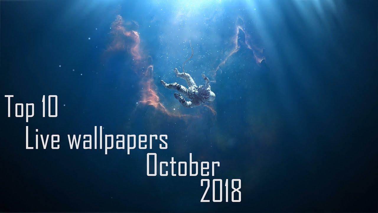Top 10 Live Wallpapers October 2018 Wallpaper Engine