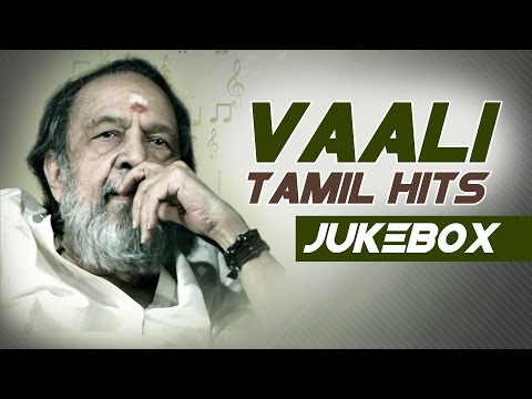 Vaali Tamil Hits Songs Jukebox || Vaali Tamil Songs || Vaali Songs || Tamil Songs || T-Series Tamil