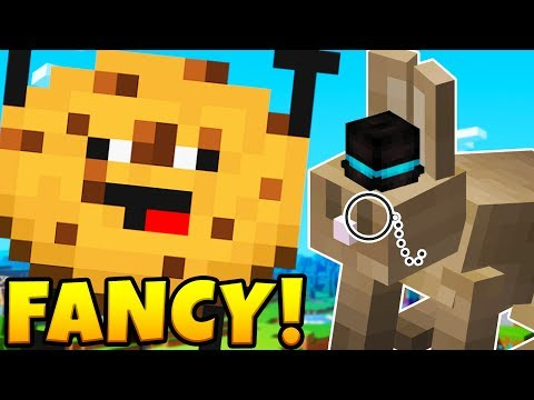 *BETTER THAN BUNNIES MOD* THE CUTEST UPDATE TO COOKIE CAMP EVER! | MINECRAFT COOKIE CAMP!