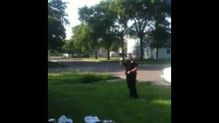 Grand Island Nebraska police harassing us again