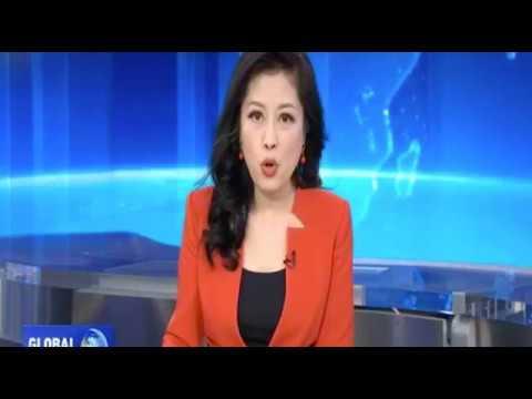 【電視訪問】高等法院被示威者塗污 (中央電視臺英文臺 Global Watch : 2 Jan 2020) - YouTube