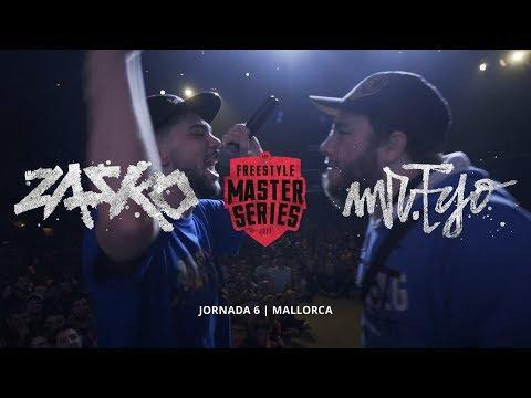 ZASKO vs MR.EGO FMS Mallorca Jornada 6