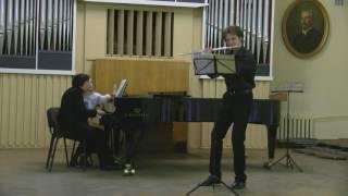 Otar Taktakishvili Sonata For Flute And Piano