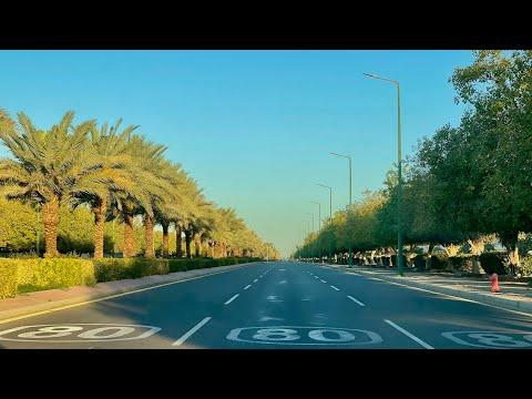 🇸🇦 YANBU BALAD SAUDI ARABIA 🏬 | GOLD SOUK ⚜️ | DRIVING AROUND YANBU DOWN TOWN 🚘 | View of RED SEA 🌊
