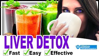[FASTEST] How to Detox Your Liver 2019