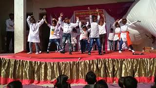 Hum rahi he hum sathi he vir sipahi he independence and republic dance by RENUKA PRIMARY SCHOOLPARDI