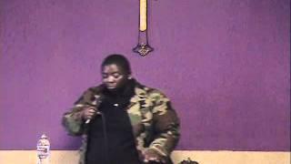 Pastor Patricia Jacobs Part 2