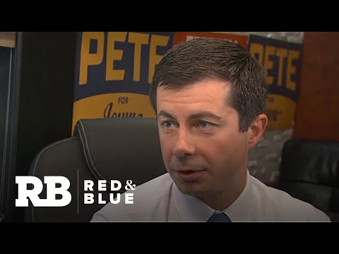 Pete Buttigieg talks foreign affairs and how the U.S. should