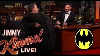 Jimmy Kimmel Batman a Matt Damon Parodie 64