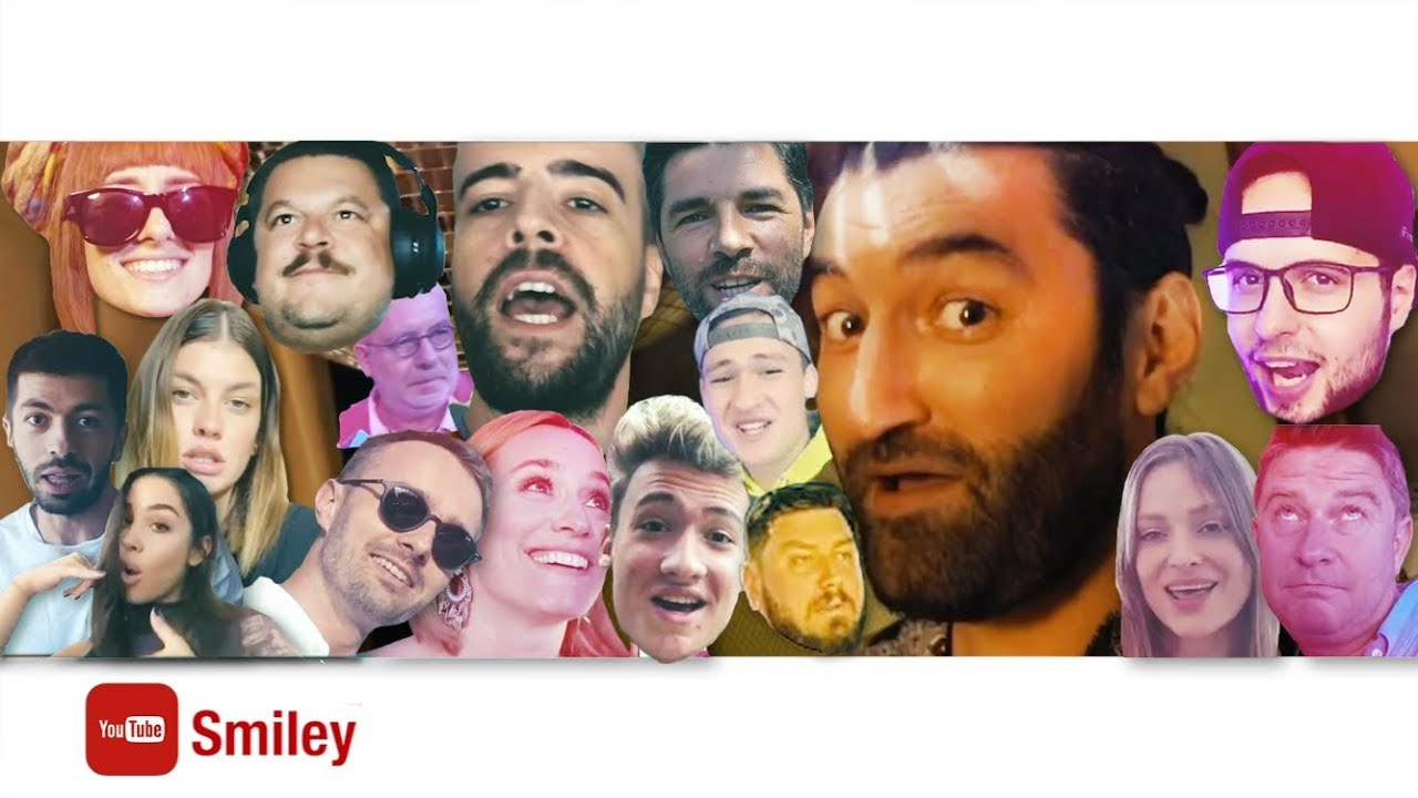 Smiley - Piesa de YouTube (Official Video)