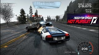 Need for Speed: Hot Pursuit 2010 | PC Gameplay | Hot Pursuit | Arms Race | Cop Career
