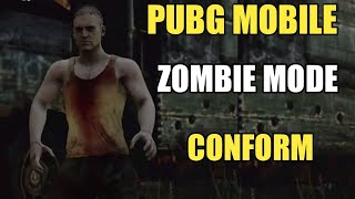 Pubg Mobile Zombie Mode Update ! Pubg Mobile Zombie Mode Upcoming  Update Pubg Mobile