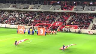Video Gol Pertandingan Lille Metropole vs Valenciennes