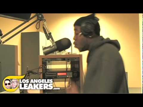 Freddie Gibbs freestyle on The Takeover w YOUR Los Angeles Leakers