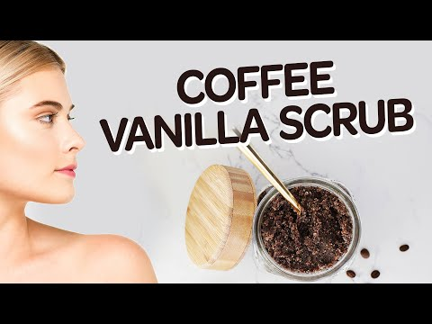 DIY Coffee Scrub | Get rid of Cellulites Fast and Easy at Home | Skin Polishing