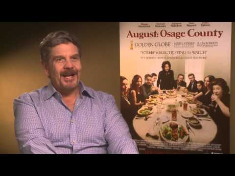 Director John Wells Interview - August: Osage County