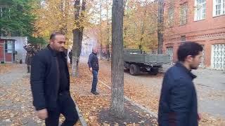 Съемочная площадка По законам военного времени 2 сезон(3)