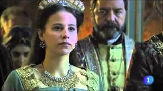 "Juana ""La Loca"" / Joanna ""The Mad"" en la serie ISABEL"
