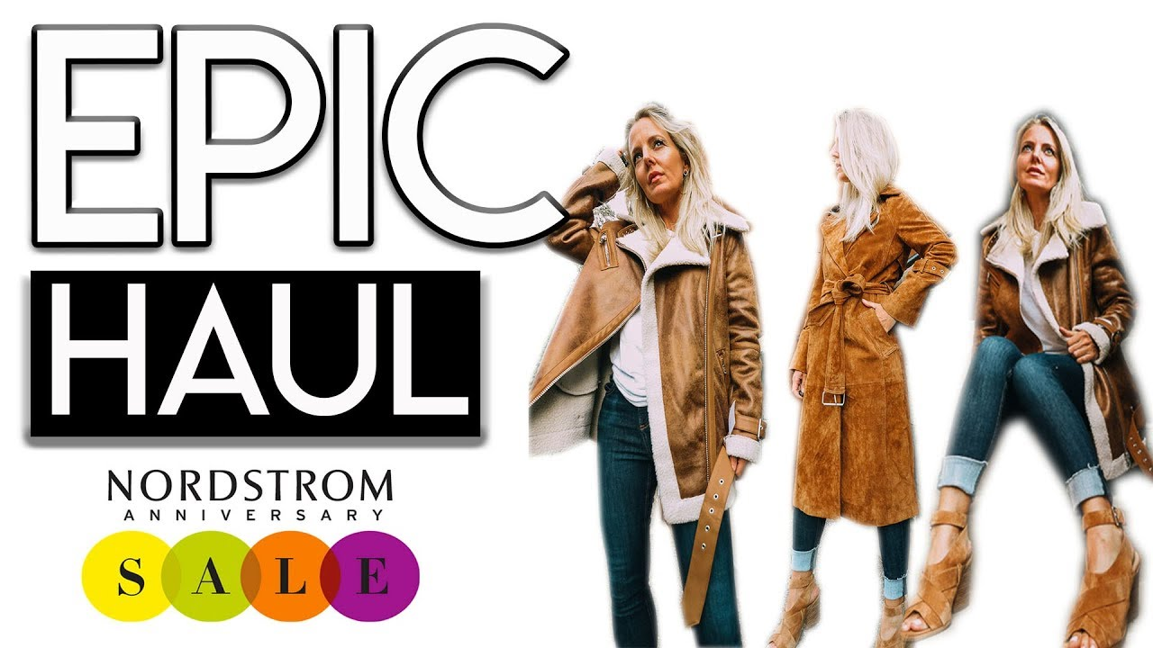 2ad69c1c422 EPIC Nordstrom Sale HAUL and TRY ON! Busbee Style