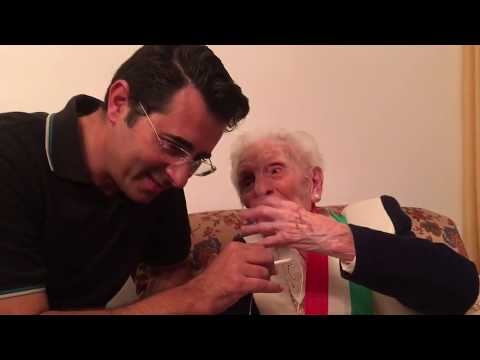 Milazzo, la signora Carmela Velardi compie 111 anni