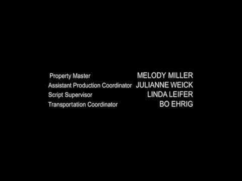 Desperate Housewives End Credit Music