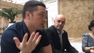 Анатолий Хитров президент Vertera® Organic Отзыв о свойствах геля Ламинария